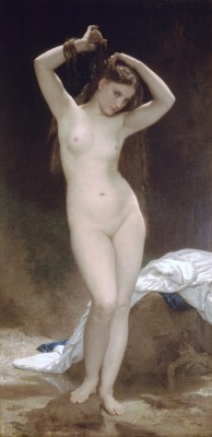 Bouguereau - Bather (1870)