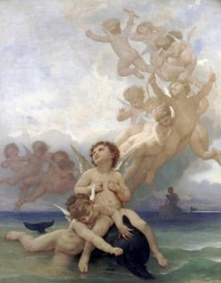 Bouguereau - Birth Of Venus