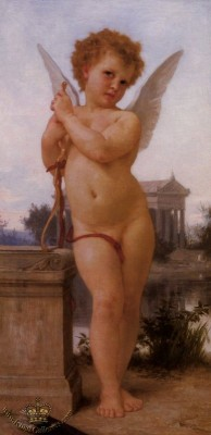 Bouguereau - Cupid