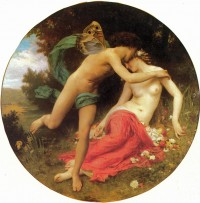 Bouguereau - Cupid And Psyche (1875)