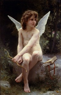 Bouguereau - Love On The Look Out (1890)
