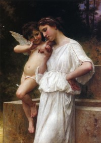 Bouguereau - Love S Scerets (1896)