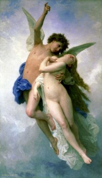 Bouguereau - Psyche And Cupid (1889)