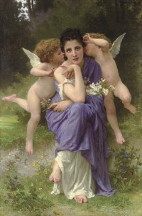 Bouguereau - Songs Of Spring (1889)