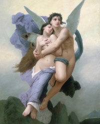 Bouguereau - The Abduction Of Psyche