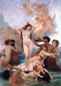 Bouguereau - The Birth Of Venus (1879)