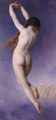 Bouguereau - The Lost Pleiad (1884)