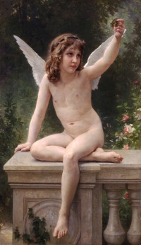 Bouguereau - The Prisoner (1891)