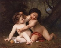 Bouguereau - The War