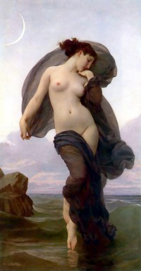 Bouguereau - Twilight (1882)