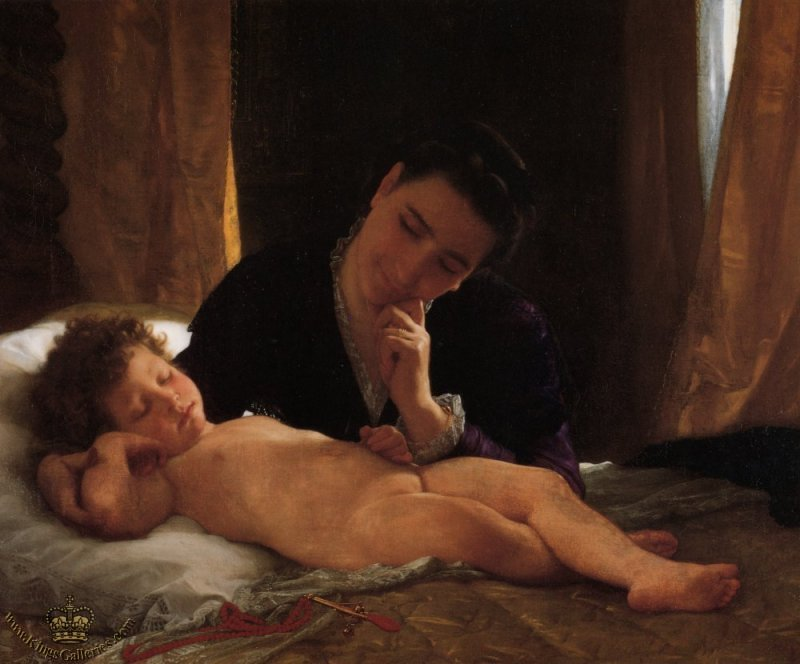 the life and works of william adolphe bouguereau a french painter