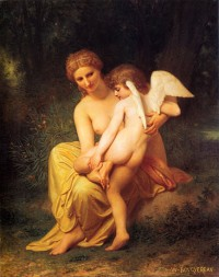 Bouguereau - Wounded Cupid