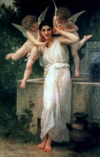 Bouguereau - Youth (1893)