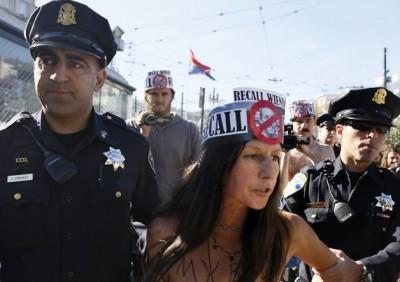 Gypsy Staub Arrested