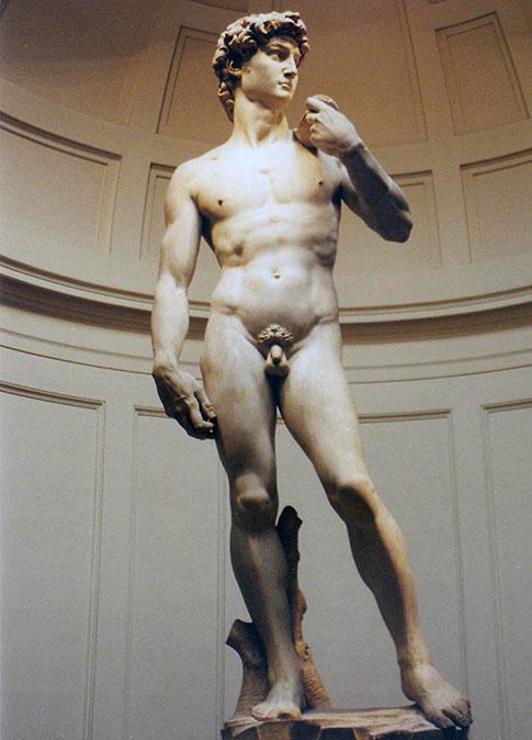 Michelangelo - David (1504)