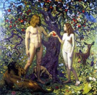 Pavel Popov - Adam and Eve (2004)