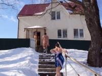 Winter Nudist Family-19