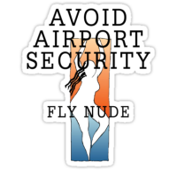 avoid airport security
